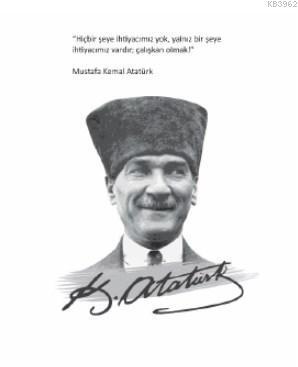Mustafa Kemal Atatürk Ciltli Defter