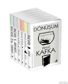 Olimpos Franz Kafka 6 Kitap Set
