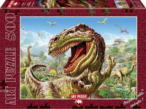 Art Puzzle 4170 T- Rex 500 Parça