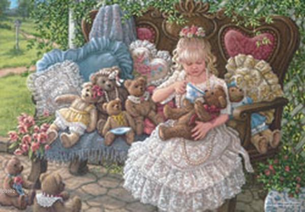 Anatolian Holly'nin Ayiciklari / Holly's Bears 260 Parça 3270