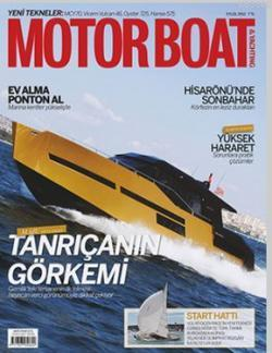 Motor Boat & Yachting; (Eylül 2012)
