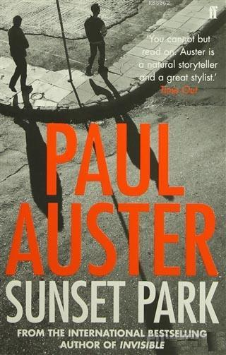 Sunset Park; From The İnternational Bestsellng Author Of İnvisible