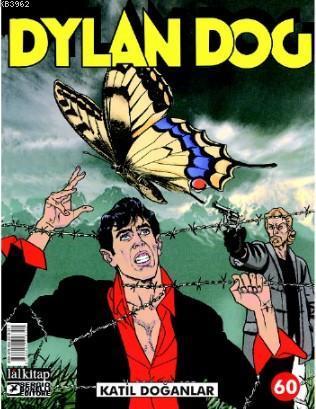 Dylan Dog Sayı 60 - Katil Doğanlar