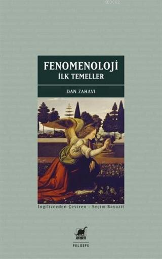 Fenomenoloji: İlk Temeller