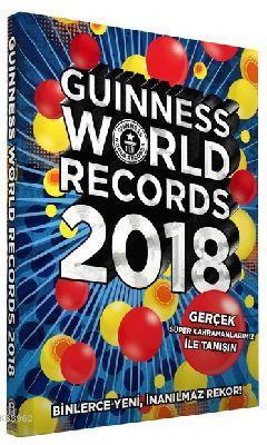 Guinness Dünya Rekorlar Kitabı Türkçe 2018