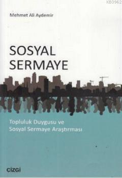 Sosyal Sermaye; Topluluk Duygusu ve Sosyal Sermaye Araştırması
