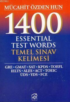 1400 Essential Test Words - Temel Sınav Kelimesi