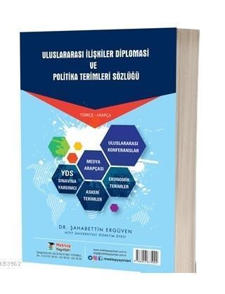 Uluslararası İlişkiler Diploması ve Politika Terimleri Sözlüğü