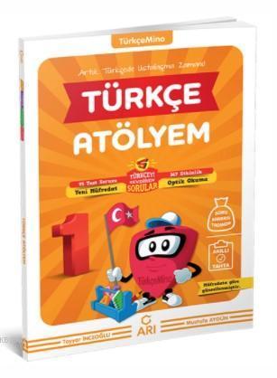 Arı Yayıncılık 1.Sınıf Türkçe Atölyem