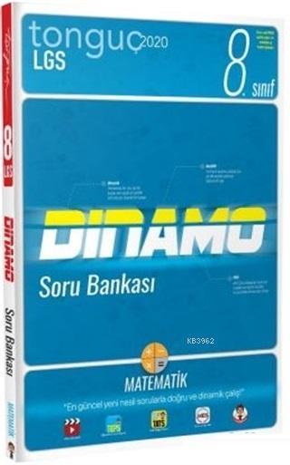 LGS 8. Sınıf Matematik Dinamo Soru Bankası 2020