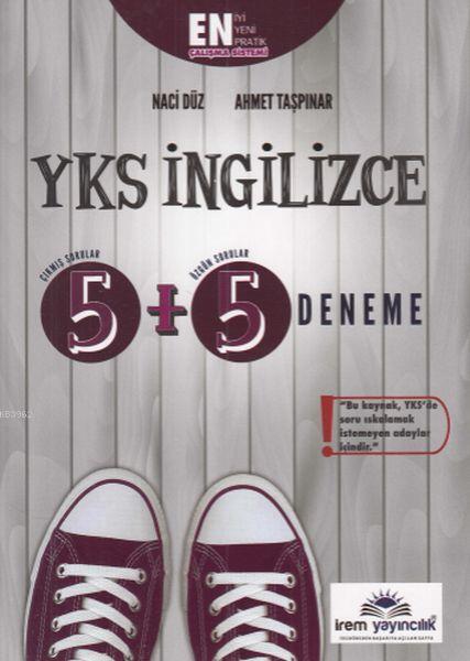 YKS İngilizce 5 5 Deneme Yeni