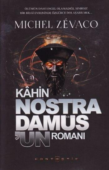 Kâhin Nostra Damus'un Romanı (Ciltli)