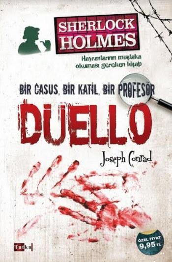 Düello; Bir Casus Bir Katil Bir Profesör