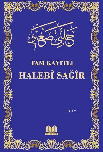 Tam Kayıtlı Halebi Sağır (Arapça) (Ciltli)