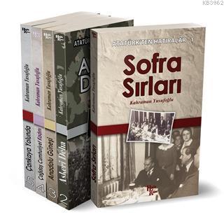 Atatürk'ten Hatıralar Kitap Seti