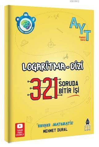 Tonguç 321 AYT Logaritma-Dizi