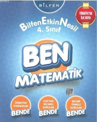Bilfen Yayıncılık 4. Sınıf Ben Matematik