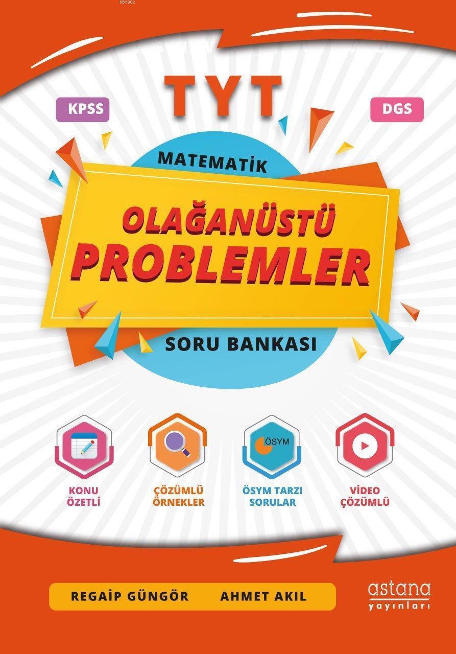 TYT Matematik Olağanüstü Problemler Soru Bankası