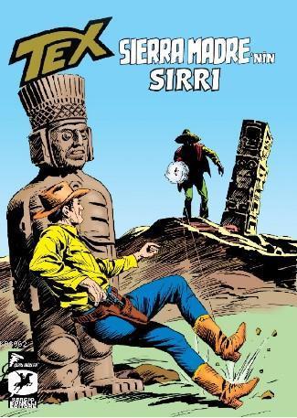 Tex Klasik Seri 51; Sierra Madre'nin Sırrı / Aztek Mezarı