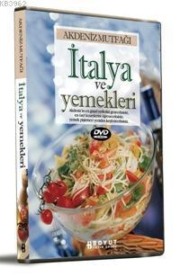 Akdeniz Mutfağı - İtalya ve Yemekleri (dvd)