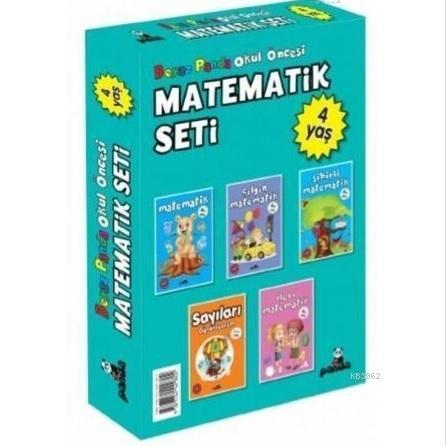 4 Yaş Matematik Seti