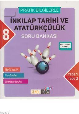 8. Sınıf TEOG İnkılap Tarihi ve Atatürkçülük Soru Bankası