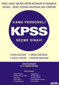 Kpss Kamu Personeli Seçme Sınavı