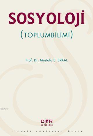 Sosyoloji; Toplumbilimi