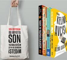 Bir Çanta Dolusu Kelime Seti - 4 Kitap Takım