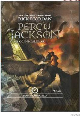 Son Olimposlu Hc - Percy Jackson 5