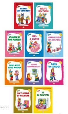 Tali İngilizce 2. Set (10 Kitap Takım); Öykülerle Duygusal Zeka Eğitimi Seti