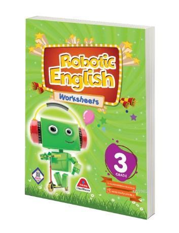 Robotic English Worksheets  - 3. Grade; Robotik'in Tatil Günlüğü 4