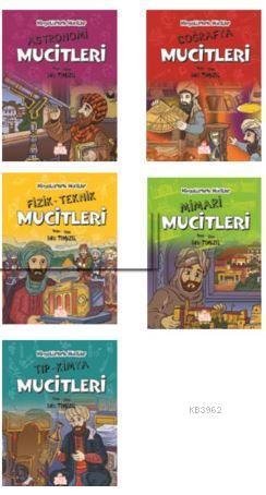 Minyatürlerle Mucitler Kutulu 5 Kitap