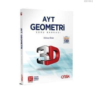 Çözüm AYT 3D Geometri Soru Bankası Yeni