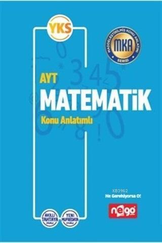 AYT - YKS Matematik Konu Anlatımlı
