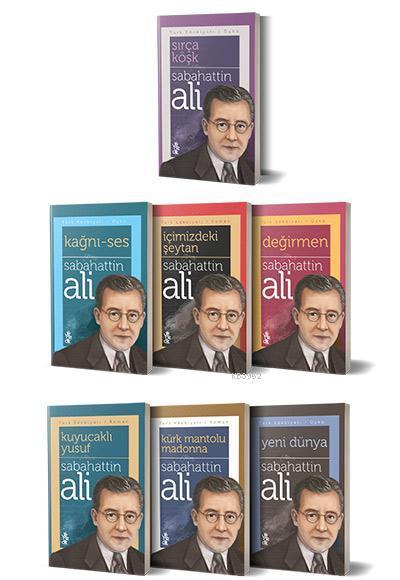 Sabahattin Ali Seti 7 Kitap
