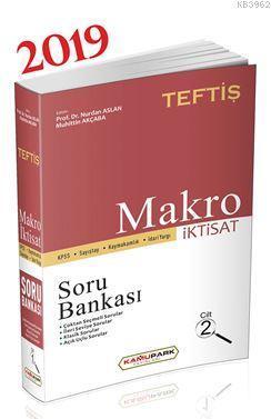 TEFTİŞ KPSS - Makro İktisat Cilt: 2 - Soru Bankası