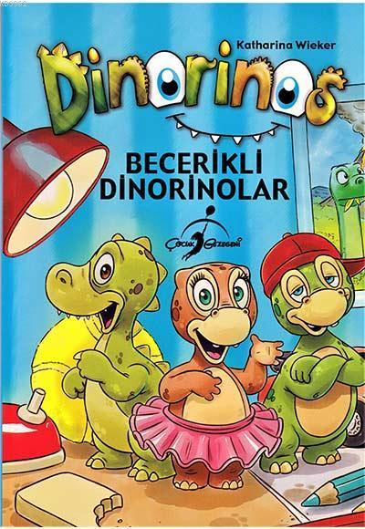 Dinorinos - Dinorinolar Kurabiye İstiyor