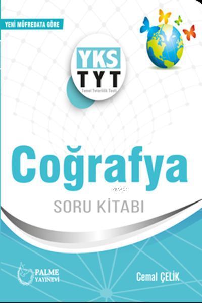 Palme Yayınları TYT Coğrafya Soru Kitabı Palme