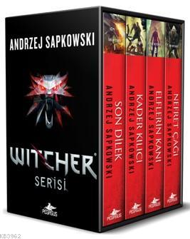 The Wıtcher Serisi Kutulu Özel Set (4 kitap)