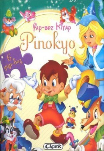 Yap-Boz Kitap Pinokyo