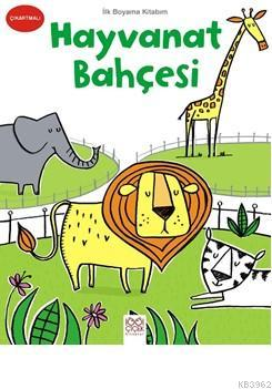 Hayvanat Bahçesi; İlk Boyama Kitabım