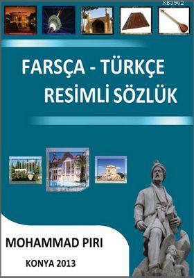 Farsça-Türkçe Resimli Sözlük