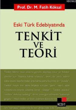 Eski Türk Edebiyatında Tenkit ve Teori