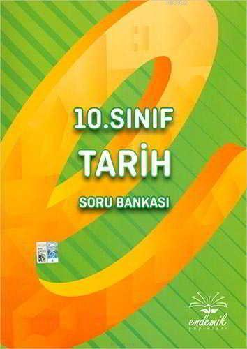 Endemik Yayınları 10. Sınıf Tarih Soru Bankası Endemik