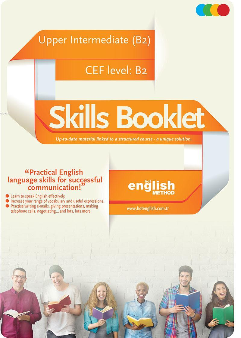 Skills Booklet Upper-intermediate (B2)