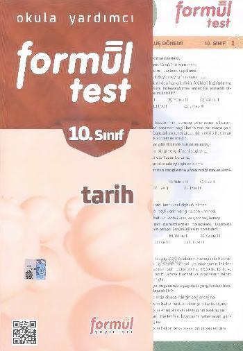 10. Sınıf Tarih Yaprak Testler