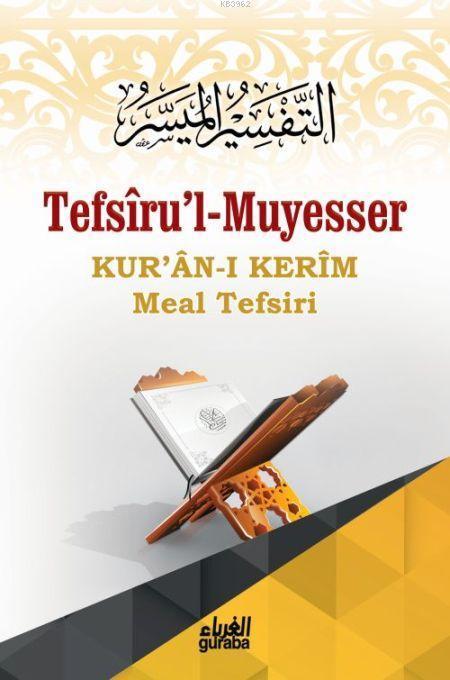 Tefsiru'l-Muyesser (2 Cilt); Kur'an-ı Kerim Meal Tefsiri
