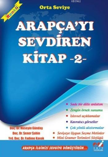 Arapça'yı Sevdiren Kitap 2
