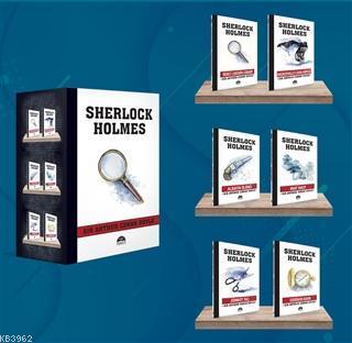 Sherlock Holmes - Büyüteç (6 Kitap Kutulu Set)